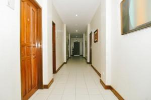 El Haciendero Hallway
