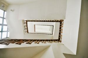 El Haciendero stairs